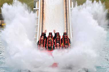 Adrenaline-Fuelled Thrills